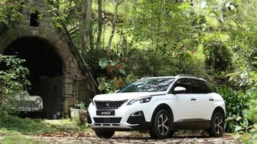 Peugeot tặng 20 triệu đồng cho khách hàng mua 5008 và 3008 trong tháng 11