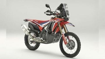 Chi tiết Honda CRF450L Rally Concept lấy cảm hứng từ xe đua Dakar
