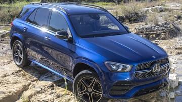 Chi tiết Mercedes-Benz GLE 2019: Nhiều công nghệ hơn, rộng rãi hơn, nâng cao mọi mặt