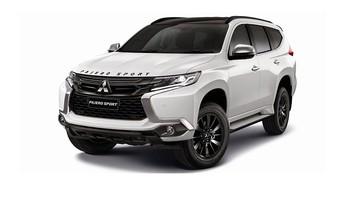 Mitsubishi Pajero Sport Elite Edition 2018: Ngoại thất ấn tượng hơn, nội thất sang trọng hơn