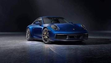 Porsche 911 2020 lần đầu tiên lộ diện qua những hình ảnh chính thức