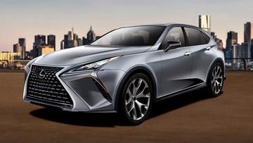 Rộ tin đồn Lexus đang phát triển siêu SUV mạnh 661 mã lực, cạnh tranh Lamborghini Urus