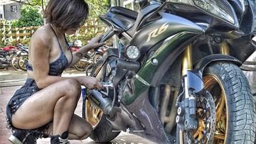 Ống pô của xe máy hoạt động như thế nào?