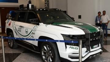 Giath - SUV tuần tra tân tiến nhất thế giới của cảnh sát Dubai