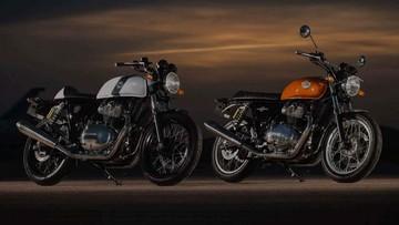 Cặp đôi Royal Enfield 650cc chính thức bán tại Thái Lan với giá cực tốt