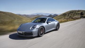 Chi tiết xe thể thao Porsche 911 2020 với thiết kế cải tiến, động cơ mạnh mẽ hơn