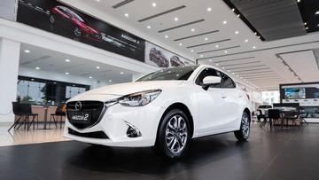 """""""Dằn mặt"""" Suzuki Swift, Mazda2 2018 nhanh chóng ra mắt với giá từ 509 triệu đồng"""