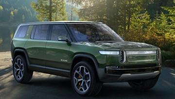 Rivian R1S - SUV 7 chỗ sở hữu công suất hơn 700 mã lực và màn hình giải trí 15,6 inch
