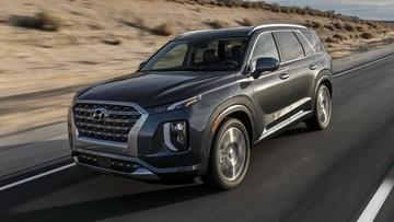 Đánh giá nhanh Hyundai Palisade 2020: SUV 8 chỗ cạnh tranh với Ford Explorer