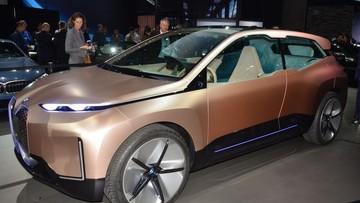 """BMW Vision iNext - """"SUV tới từ tương lai"""" chính thức ra mắt công chúng lần đầu tiên"""