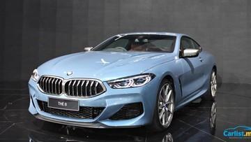 BMW 8-Series Coupe 2019 lần đầu tiên ra mắt Đông Nam Á với giá từ 9,2 tỷ đồng