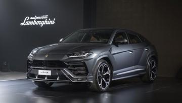 Siêu SUV Lamborghini Urus 2019 đến Thái Lan với giá bán chính hãng 16,6 tỷ đồng