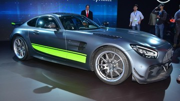 Siêu xe Mercedes-AMG GT R có phiên bản cập nhập mới