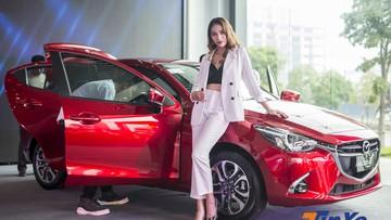 Mazda2 2018 ra mắt tại Việt Nam: Thêm phiên bản, màu sắc, tính năng và giá tăng nhẹ