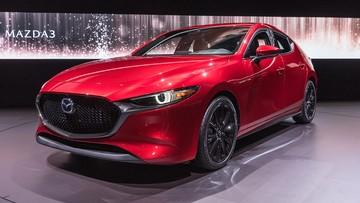 Mãn nhãn với vẻ đẹp long lanh của Mazda3 2019 sẽ về Việt Nam trong tương lai