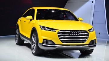 Audi Q4 sẽ ra mắt vào năm sau, cạnh tranh Range Rover Evoque