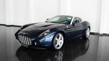 Cận cảnh Ferrari 599 GTZ Nibbio Zagato với 2 đèn hậu có giá lên đến 3,17 tỷ đồng