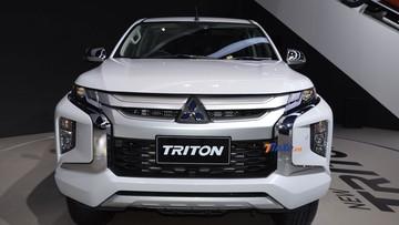 Đại lý tại Việt Nam bắt đầu nhận đặt cọc cho xe bán tải Mitsubishi Triton 2019
