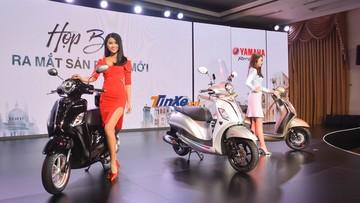 """Đánh giá nhanh Yamaha Grande 2019: """"Lột xác"""" hoàn hảo cho xe ga phụ nữ"""