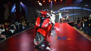 Yamaha Grande Hybrid chính thức ra mắt Việt Nam: Trang bị động cơ Blue Core Hybrid, phanh ABS và đèn Full LED