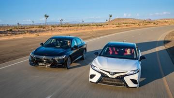 """Khách hàng quay lưng với xe sedan, đến Honda và Toyota cũng """"không chịu được nhiệt"""""""