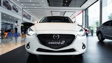 Mazda2 thế hệ mới có thể được biến thành xe crossover rẻ hơn CX-3