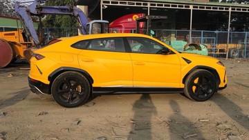 Lamborghini Urus thứ 3 về Việt Nam, khác biệt từ bộ áo quá nổi bật màu vàng