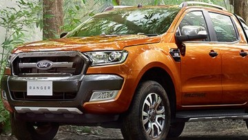 Hơn 17.000 xe Ford Ranger và Fiesta bị triệu do lỗi khóa cửa