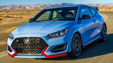 Đánh giá Hyundai Veloster N 2019 bản Mỹ: Mẫu hatchback hiệu suất cao rất đáng gờm