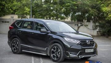 Honda CR-V 2018 đồng loạt tăng giá 10 triệu đồng kể từ 1/1/2019