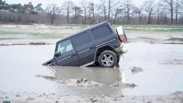 """Sai lầm của chủ nhân khiến """"vua địa hình"""" Mercedes-Benz G-Class phải trả giá"""