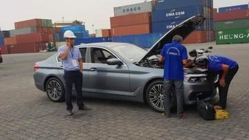 BMW 530e - xe plug-in hybrid của thương hiệu Đức - lặng lẽ về Việt Nam