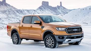 Ford Ranger 2019 là xe bán tải cỡ trung tiết kiệm nhiên liệu nhất tại Mỹ
