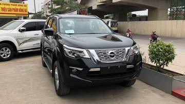 Nissan Terra bản số sàn máy dầu đã có mặt tại Hà Nội, giá khoảng 986 triệu đồng