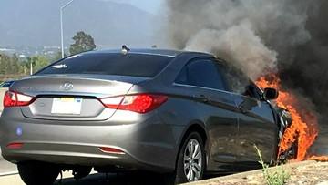 Hyundai và Kia bị khách hàng kiện vì lỗi động cơ khiến xe có nguy cơ cháy