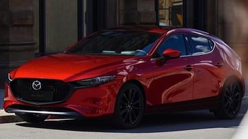 Động cơ mạnh nhất của Mazda3 2019 có công suất tối đa 181 mã lực