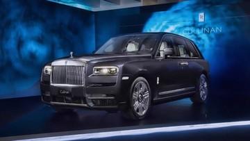 """Rolls-Royce Cullinan có giá hơn 22,37 tỷ đồng tại Hồng Kông nhưng vẫn """"rẻ chán"""" so với Việt Nam"""