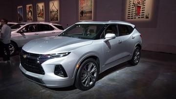 SUV cỡ trung Chevrolet Blazer 2019 có thể sẽ ra mắt Đông Nam Á vào năm sau