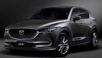 Mazda CX-5 Custom Style 2019 được vén màn với thảm khử mùi sang trọng