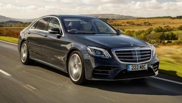 Top Gear chọn Mercedes-Benz S-Class là xe hạng sang tuyệt vời nhất hiện nay