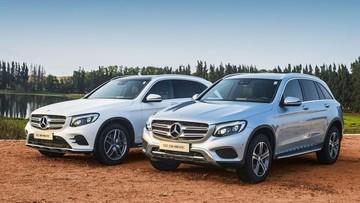Lỗi đai an toàn, gần 5.000 xe Mercedes-Benz GLC bị triệu hồi tại Việt Nam