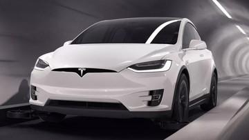 """Công ty của tỷ phú Elon Musk hé lộ đường hầm xe tự lái thử nghiệm """"Loop"""""""