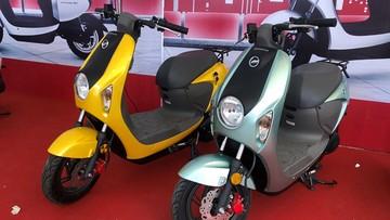 Xe máy điện mang nhãn hiệu Honda tại TP. HCM thực chất là của Trung Quốc