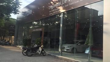 """Cảnh báo các điểm bán hàng và xưởng dịch vụ """"đội lốt"""" đại lý chính hãng của Hyundai Thành Công"""