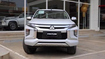 Mitsubishi Triton 2019 lộ giá bán tại Việt Nam, từ 730,5 triệu đồng
