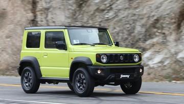 """SUV """"bán chạy như tôm tươi"""" Suzuki Jimny 2019 bị phát hiện lỗi phanh khẩn cấp tự động AEB"""