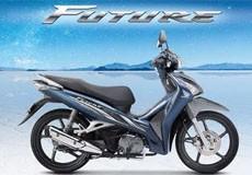 Bảng màu xe Future 2019: Xe Honda Future 2019 có bao nhiêu màu?