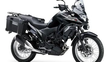 """Xế phượt """"nội địa"""" Nhật Kawasaki Versys-X 250 2019 nhá hàng mẫu tem và màu mới"""