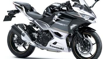 """Kawasaki Ninja 250 ra mắt phiên bản 2019 với màu mới, tem mới cực """"xịn"""""""