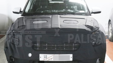 Hyundai Leonis - crossover rẻ hơn Kona - lần đầu tiên bị lộ nội thất